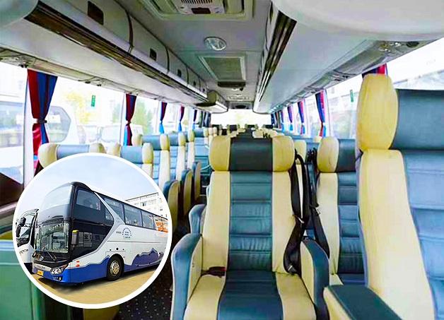 32座头等舱航空座椅旅游车