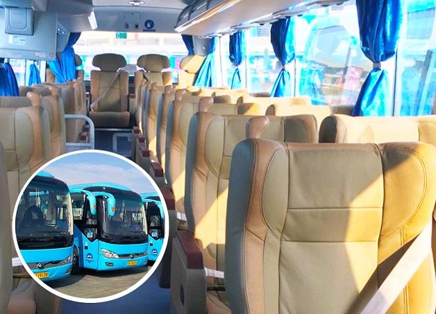 30座头等舱航空座椅旅游车