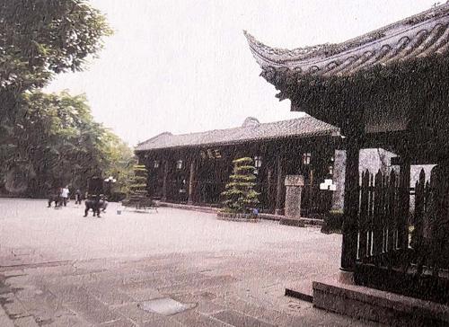 武侯祠 WuHouCi Temple