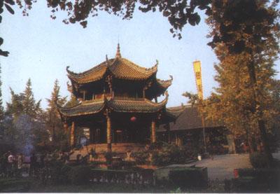 青羊宫 Qingyang PalaCe
